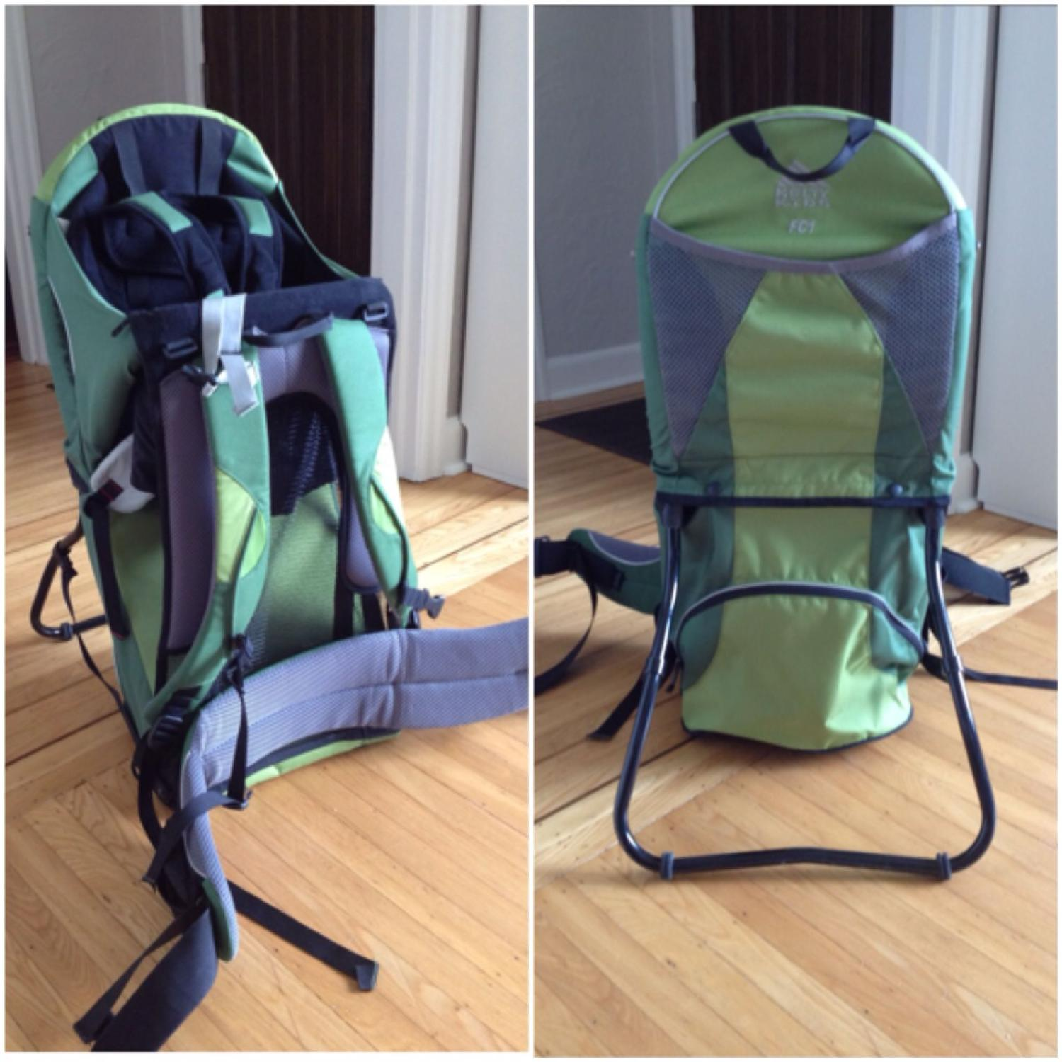 7080b58ce0b Find more Euc - Kelty Kids Fc 2.0 Frame Child Carrier for sale at up ...