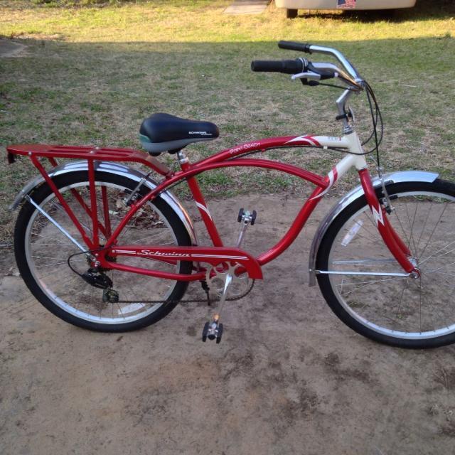 4f03a6960b0 schwinn point beach men's cruiser bike Find more Men's 26 Inch Schwinn  Point Beach Cruiser Bicycle