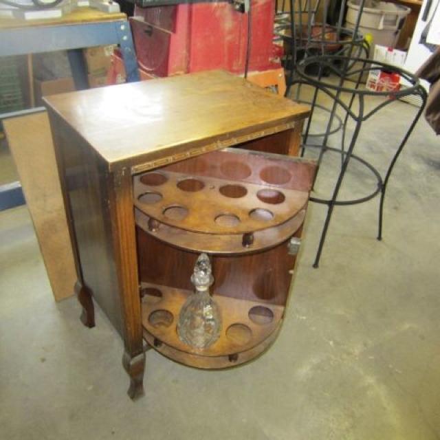 Find more Antique Hidden Bar Cabinet Make An Offer! for sale at up ...