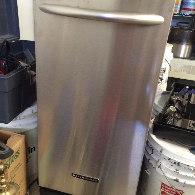 $300 Never used - Kitchen Aid Trash Compactor