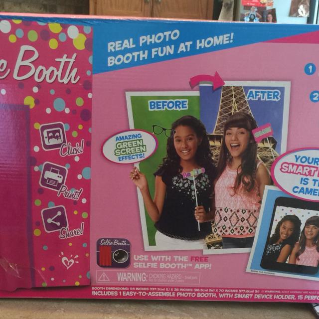 Find More Selfie Booth From Justice Nib Never Opened For Sale At Up