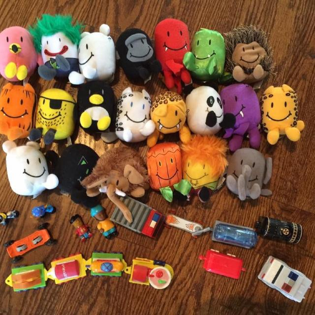 Find More Trains And Tots Sonic Kids Meal Toys 10 For All For