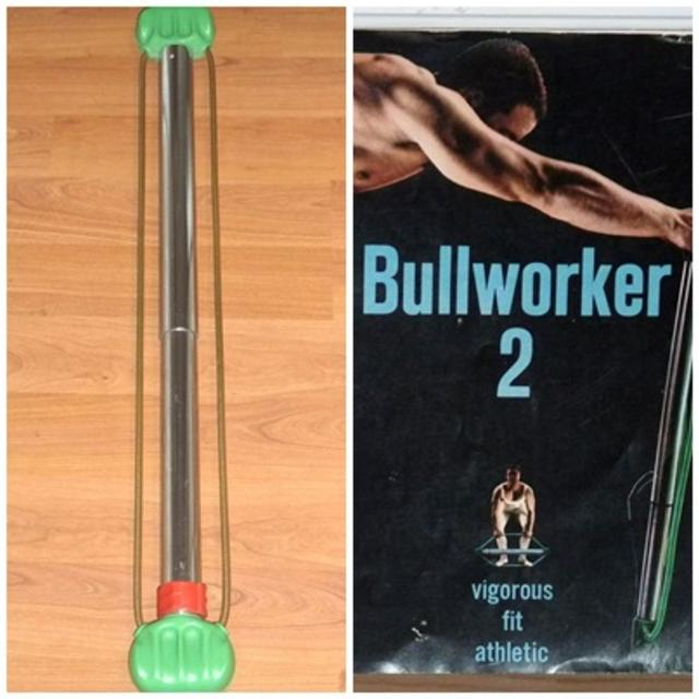 Bull Worker Exercises: Find More Exercise Bullworker 2 System For Sale At Up To
