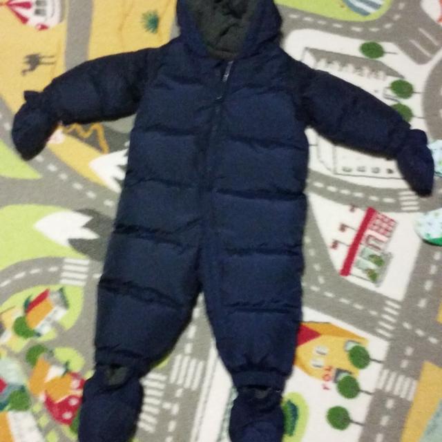 d4d2b06a5 Best Gap Boys One Piece Snow Suit 12-18 Months Brand New Without ...