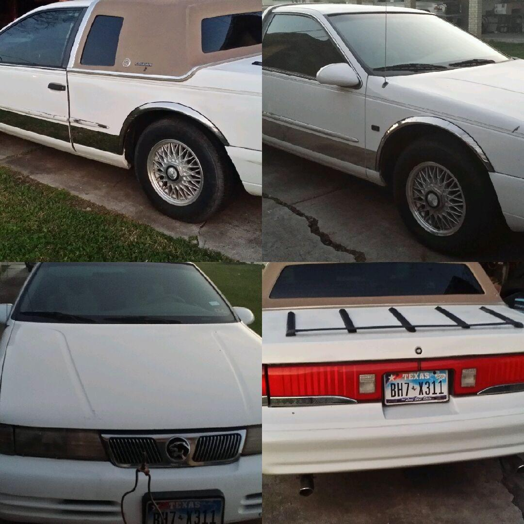 Find More 1995 Mercury Cougar Xr7 V8! This Is The Sports