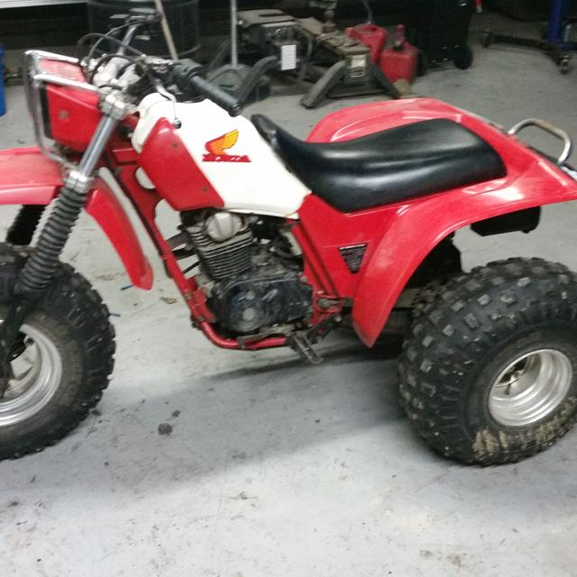 Best 1984 Honda 200x For Sale