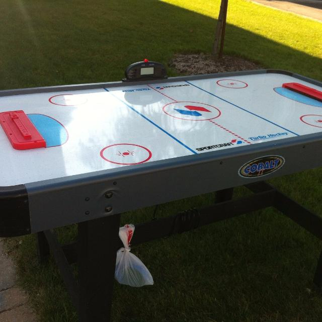 Find More Cobalt Sportcraft Turbo Air Hockey Table For Sale At Up To - Sportcraft turbo air hockey table