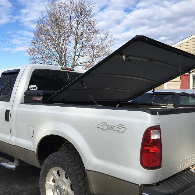 Best Weather Guard Toolbox With Tonneau Cover For Sale In