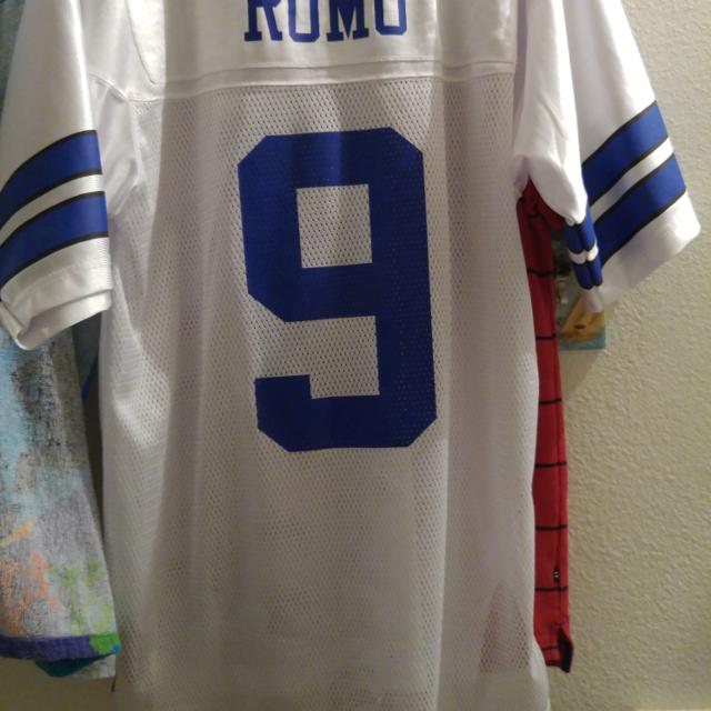 buy online 83c0f be9c8 Tony Romo Jersey