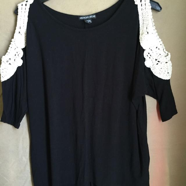 baaa7f4ffc6b0 Find more Rue 21 Cold Shoulder Top for sale at up to 90% off