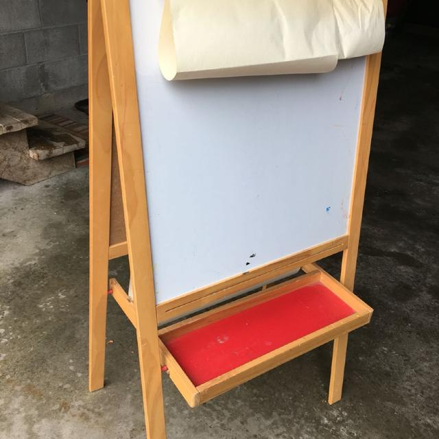 Find More Ikea Mala Series Wood Easel Comes With A Mala Paper