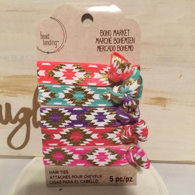 Find more Brand New Boho Market Hair Ties for sale at up to 90% off 831d8d1b1d5