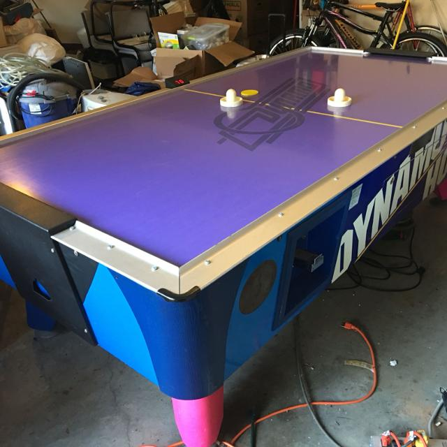 Find More Dynamo Full Size Air Hockey Table For Sale At Up To 90 Off