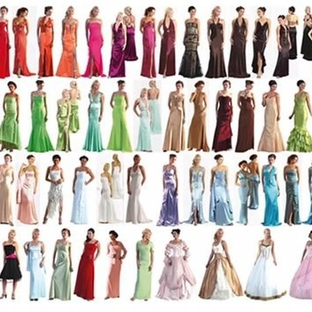 Best We Need Your Prom/formal Dresses At The Lost Closet In ...