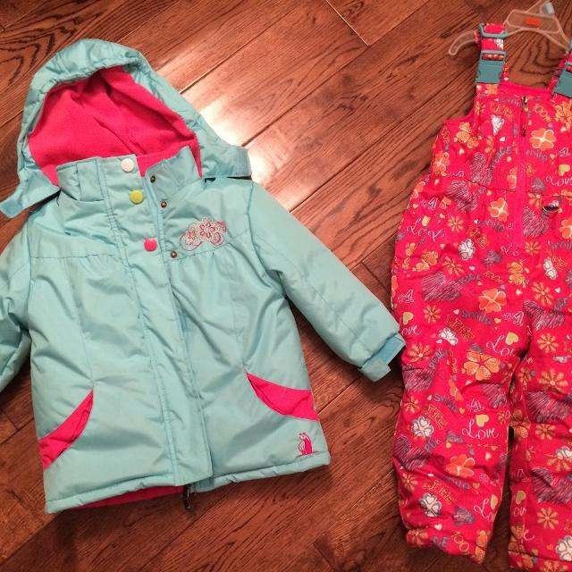 Size 2 Rugged Bear S Winter Jacket And Snow Pants