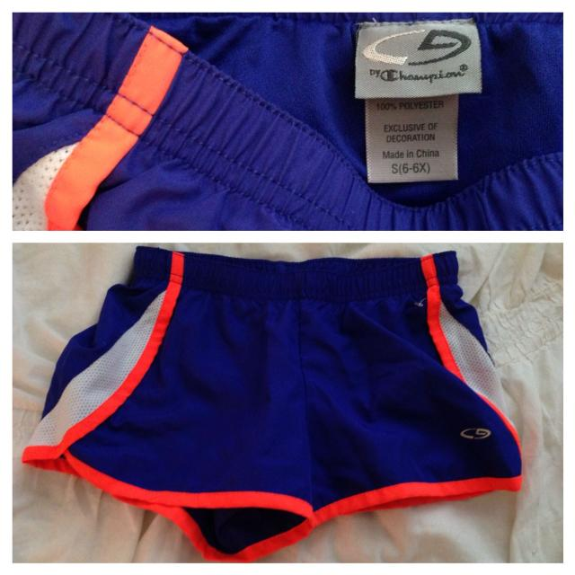 a39a7e471 Find more Girls Size 6/6x Exercise Shorts. Cherokee(target) for sale ...