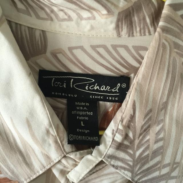 02782241 Best Tori Richards Mens Aloha Shirt. Gently Used. for sale in Honolulu,  Hawaii for 2019