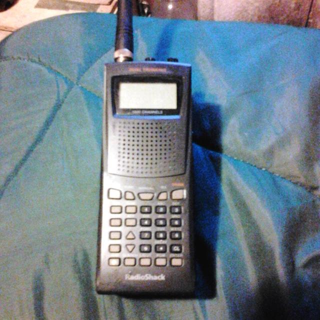 1000 channel radio shack scanner