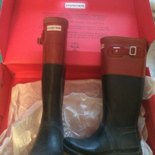 a6bb375063 Find more Navy And Burgundy Hunter Boots