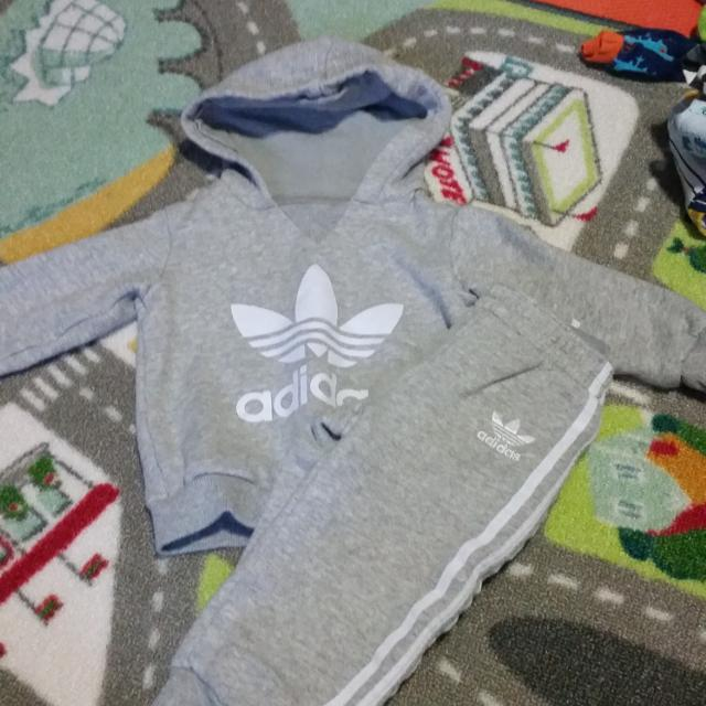 a653a51a8 Best Baby Boy Adidas Tracksuit for sale in Etobicoke, Ontario for 2019