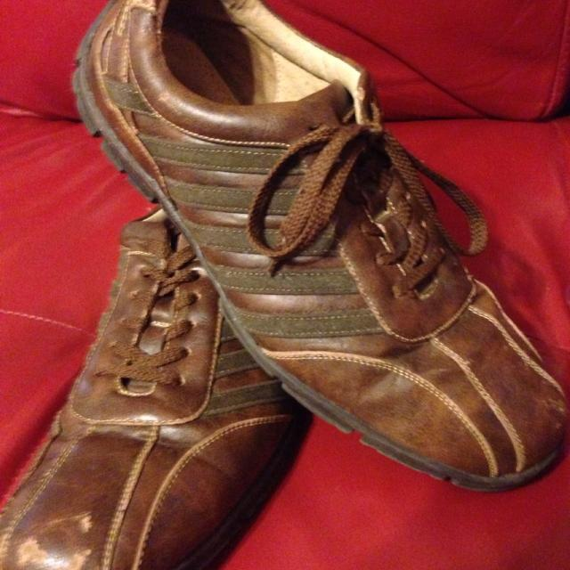 b7b8d64bced Find more Steve Madden Size 10 Men s Leather Bowling Shoes! for sale ...