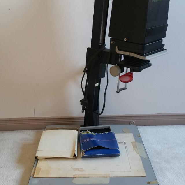 Best Honeywell Nikor 6x7 Enlarger With Three Negative Trays For Sale In Burlington Ontario 2019
