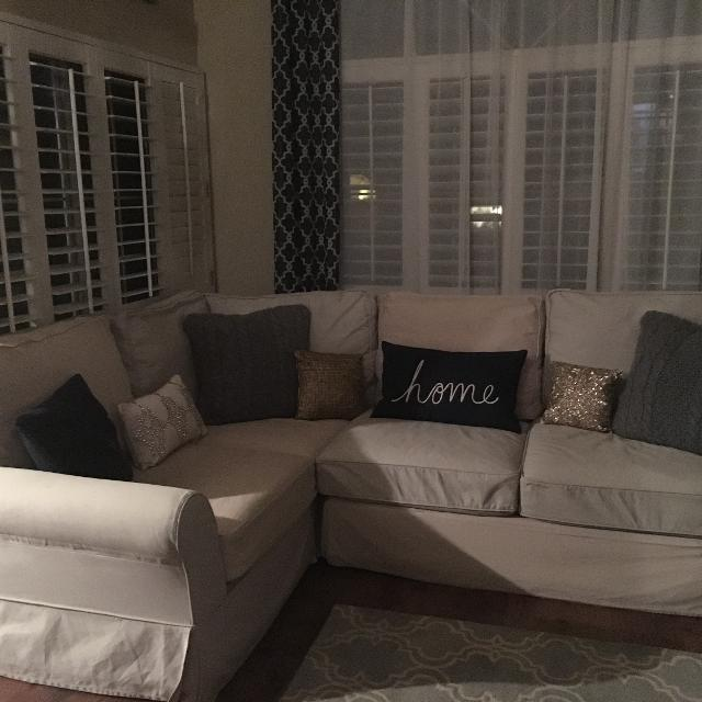 Best Pottery Barn Pb Comfort 3 Piece Sectional With Slipcover For In Highlands Ranch Colorado 2019