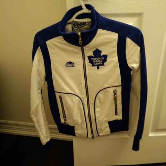 Best Roots Toronto Maple Leafs Jacket For Sale In The Beaches Ontario For 2020