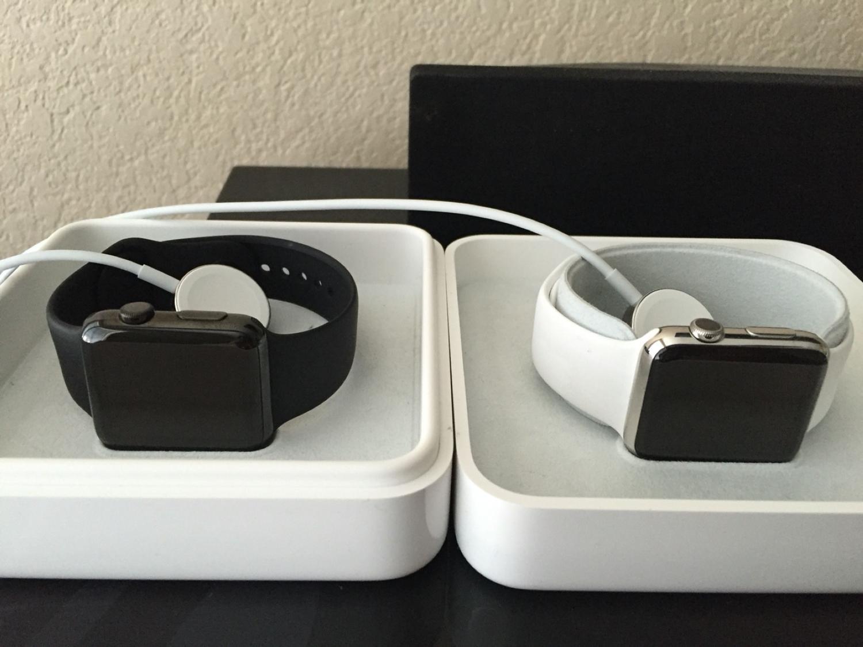 best bundle 42mm stainless steel apple watch for sale in las vegas nevada for 2019. Black Bedroom Furniture Sets. Home Design Ideas