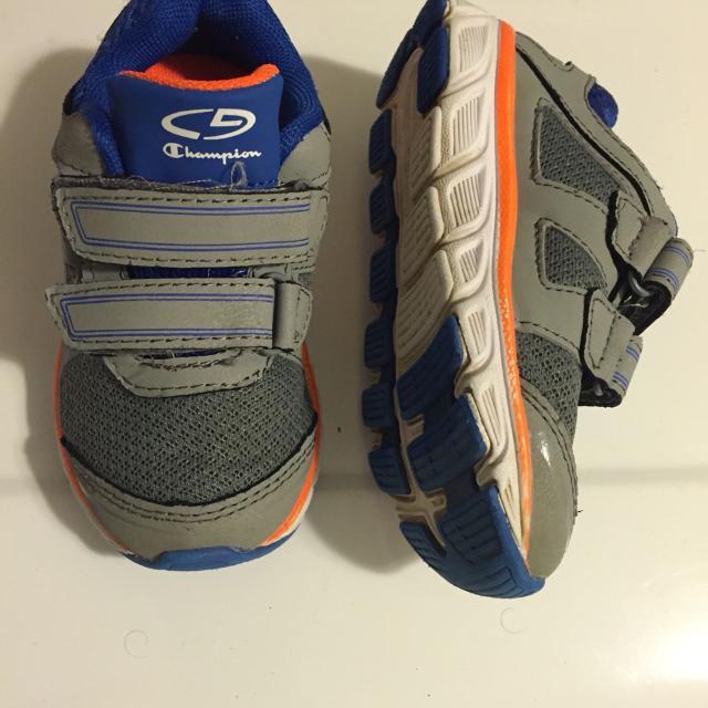 5ead0403f Find More Little Boys Sz 8 Champion Target Tennis Shoes