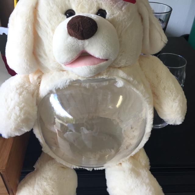 Find More Teddy Bear Fish Tank Candy Bowl For Sale At Up To 90 Off
