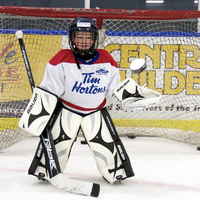 Found Iso Youth Ice Hockey Goalie Gear For My 9 Year Old Pads