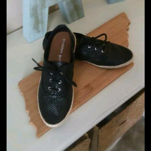 6a018797165 Find more Steve Madden Adorable Lace Up Deck Style Shoe.....new! for ...