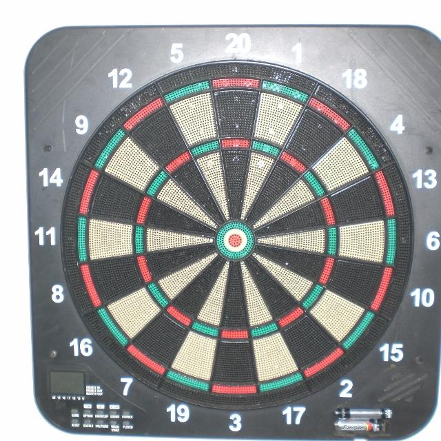 Best Sportcraft Smartness Electronic Dart Board For Sale