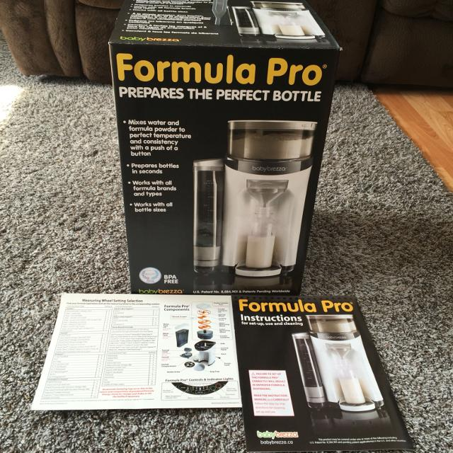 Find More Baby Brezza Formula Pro For Sale At Up To 90 Off