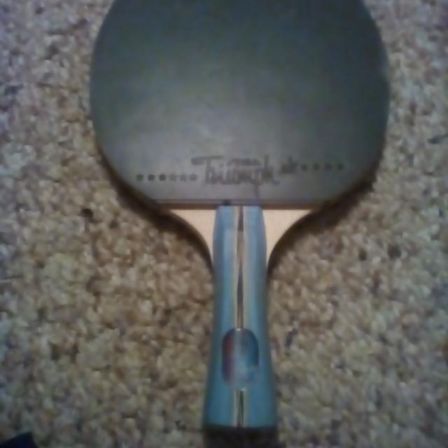 Stiga Triumph Ping Pong Paddle