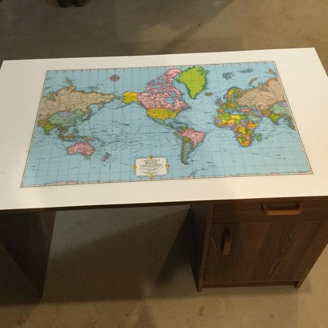 Find more world map study desk for sale at up to 90 off world map study desk gumiabroncs Images