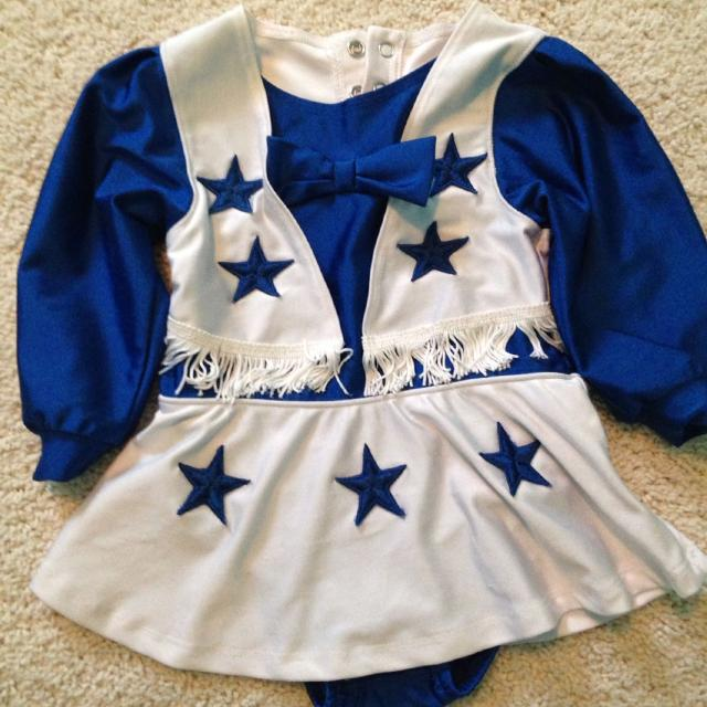 778fb26c1 Find more Dallas Cowboys Cheerleading Outfit! 12m  10 for sale at up ...