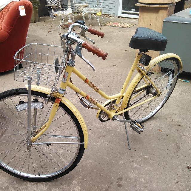 Vintage 1970's Huffy 3 speed Timberline