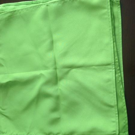 Green fabric napkins for sale  Canada