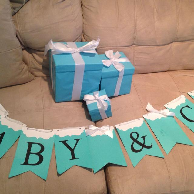 Find More Tiffany Blue Baby Shower Decorations For Sale At Up To 90 Off
