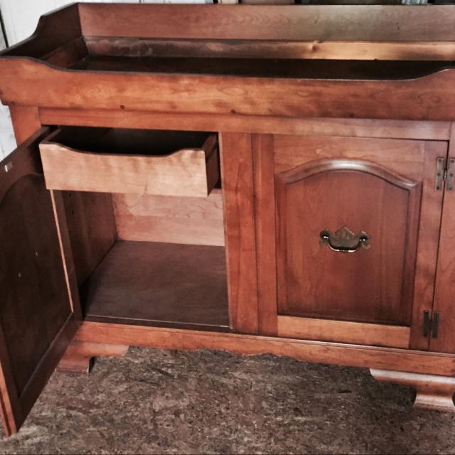19th Century Antique Dry Sink - Best 19th Century Antique Dry Sink For Sale In Tampa, Florida For 2018