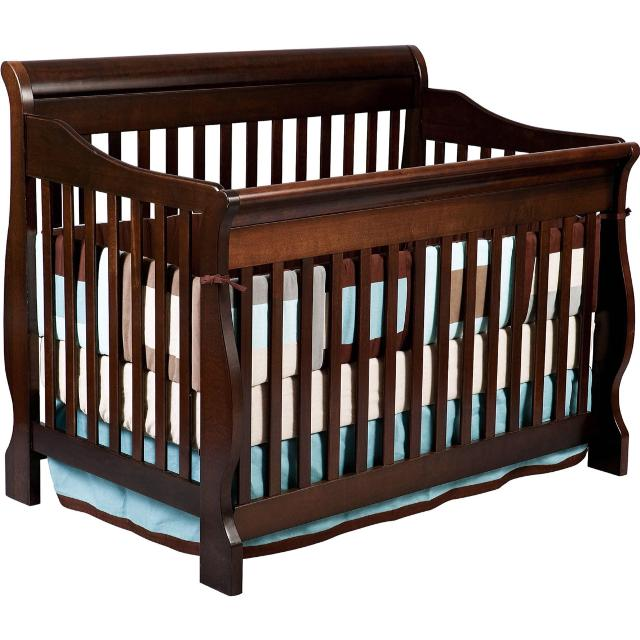 Find More Shermag Preston Crib Cherry For Sale At Up To 90 Off
