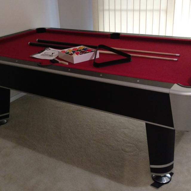 Best Md Sports Belden Ft Billiard Table With Bonus Table Tennis - Pool table stores in maryland