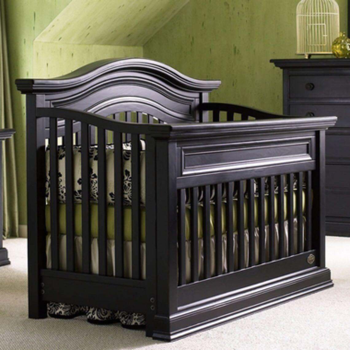 Bonavita crib for sale used - Best Bonavita Sheffield Black Crib For Sale In Tustin California For 2017