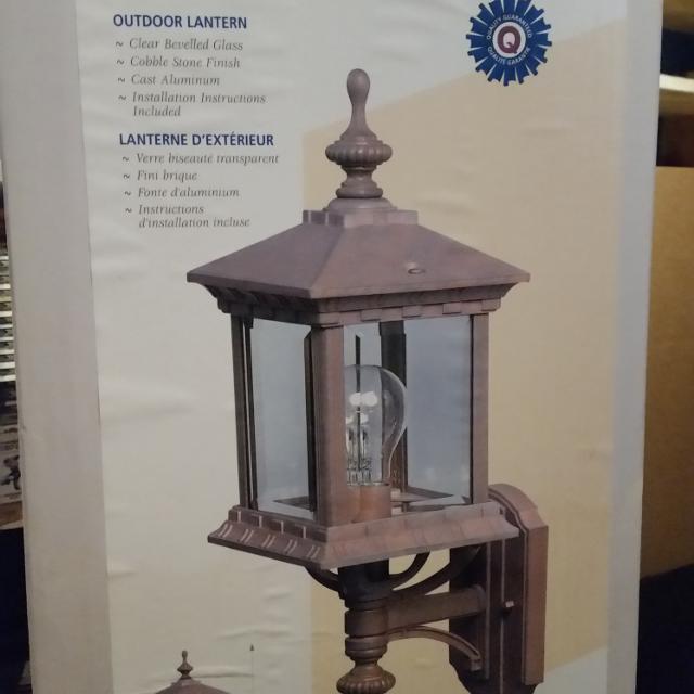 Find more danbel brite lite outdoor lantern lights for sale at up to danbel brite lite outdoor lantern lights workwithnaturefo