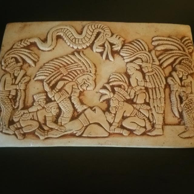 Best Hand Carved Mayan Wall Decor for sale in Keswick, Ontario for 2018
