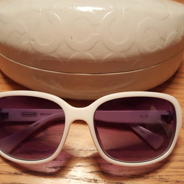 4a569a9f07 Find more Coach Sunglasses for sale at up to 90% off