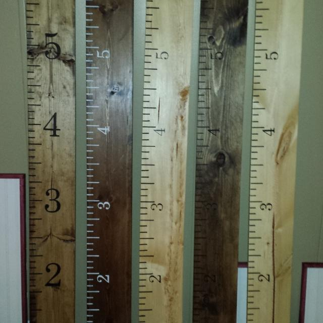 Best Giant Ruler Growth Chart For Sale In Milwaukee Wisconsin For 2019
