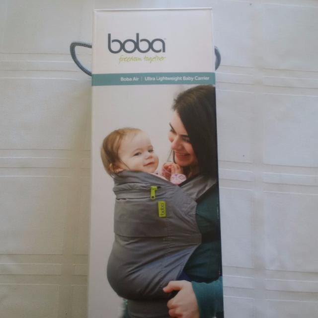 8068b36fa4d Find more Boba Air Ultra Light Baby Carrier - Brand New for sale at ...